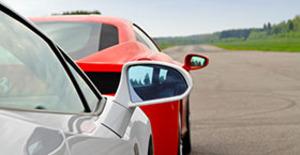 Ferrari eller Lamborghini - Speedtest