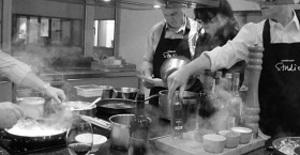 Matlagningskväll på Swedish Taste