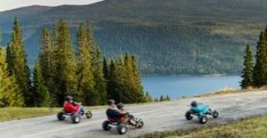 Mountain Cart för två