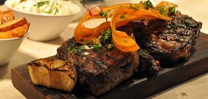 Middag för två på Gute Grill & Bar