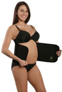 stöd för magen efter graviditet bamboo belly