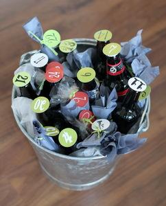 adventskalender med öl