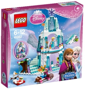 Frost-prinsessan Elsas slott