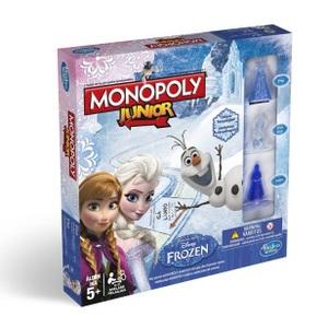Spelet Frost Junior Monopol