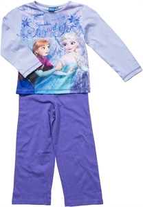 Pyjamas i lila från Frost