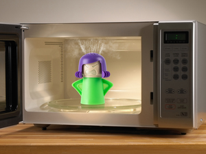 angry mama mikrovågsugn rengöring