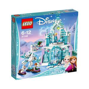 frost elsa slott lego