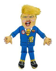 Donald Trump som tuggleksak