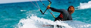 Kitesurfing 1 dag