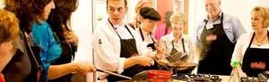 Aktiv Matlagning med Kock
