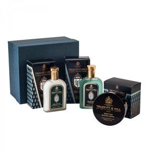 Exklusiv presentbox för manlig hygien