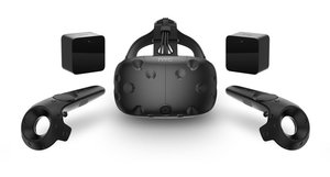 htc vive virtual reality spel