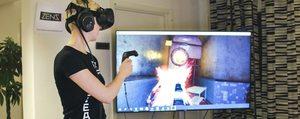 virtual reality upplevelse