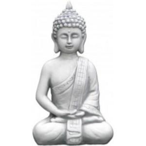 buddha staty betong