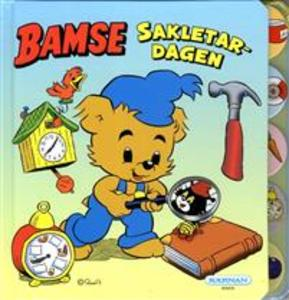 Bamse-bok: Sakletardagen