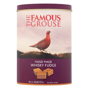 famous grouse fudge choklad