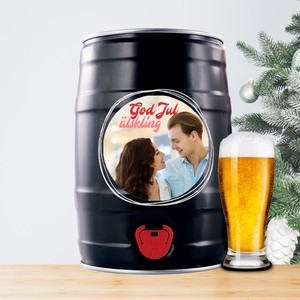 Brygg ditt eget öl - med eget foto