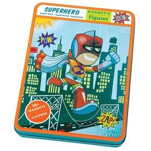 Magnetlek med superhjälte