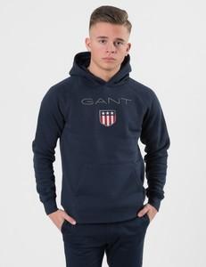 Snygg hoodie från Gant
