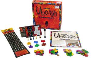 Sällskapsspelet Ubongo